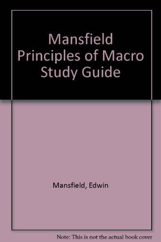 principles of macroeconomics study guide Principles of macroeconomics mankiw 6th edition study guide principles of macroeconomics mankiw 6th edition study guide - 10 principles.