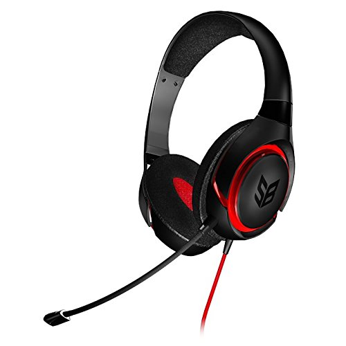 Creative Sound Blaster Inferno Gaming Headset With Detachable Mic And In-Line Volume Control (Gh0290)