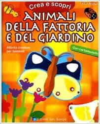 del giardino. Con cartamodello: 9788884572431: Amazon.com: Books