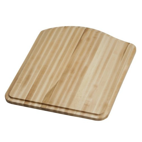 Elkay Lkcb1417hw Solid Maple Wood Cutting Board Hardware