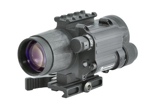 Armasight-CO-Mini-GEN-3-Alpha-MG-64-72-lpmm-Night-Vision-Clip-On-System-with-Manual-Gain-Black