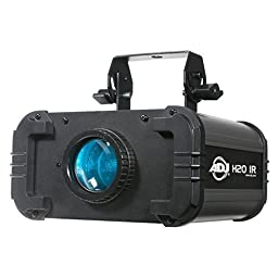 American DJ H2O LED IR | 12 Watts 5 Color Water Flowing Effect LED Light