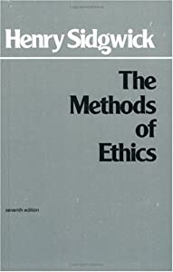 "Cover of ""Methods of Ethics"""