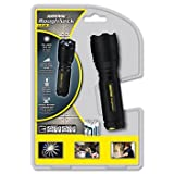 LED Aluminum Flashlight, Black by RAYOVAC (Catalog Category: Office Maintenance, Janitorial &amp; Lunchroom / Flashlights)