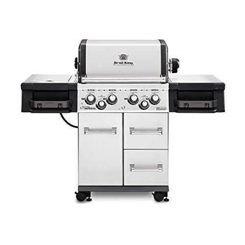 Broil King 956844  Imperial 490 Liquid Propane Barbecue Grill (Broil King Imperial compare prices)