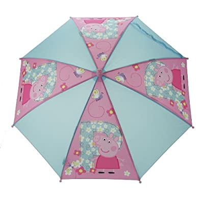 Trade Mark Collections P is for Peppa Pig Umbrella