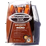 Monster Cable - THX Subwoofer 400 Interconnect Cable 18Ft
