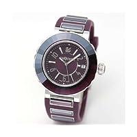 【並行輸入品】[スワロフスキー]SWAROVSKI 腕時計 Octea Sport ジュエリーウォッチ クォーツ (ダークパープル)