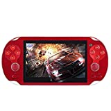 CHAISI Handheld Game Console, Game Player with 4.3