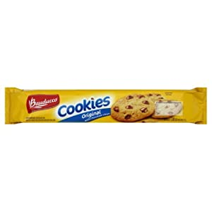 Bauducco Cookies, Original, 3.88-Ounce (Pack of 20)