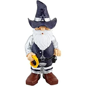 NFL Dallas Cowboys Team Thematic Garden Gnome