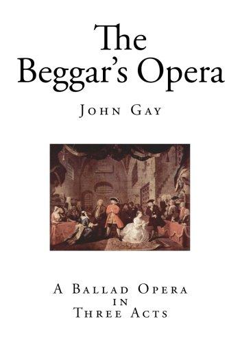 Beggars Opera John Gay