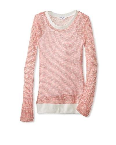 Splendid Kid's Tonal Block Sweater