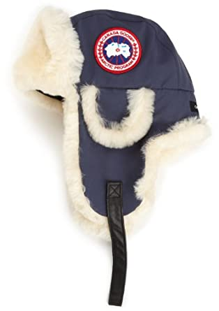 Canada Goose Mens Shearling Pilot Hat - Arctic Tech by Canada Goose