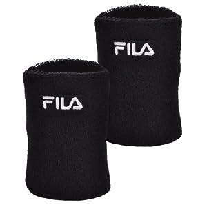 Buy Fila Unisex Retro Cotton Tennis Sweatband Wristbands - AX00195 - NS by Fila
