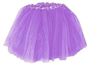Girls Ballet Tutu Lavender