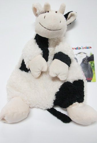 Warm Tradition Cow Hot Water Bottle - Made In Germany