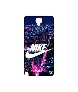 Vogueshell Nike Logo Printed Symmetry PRO Series Hard Back Case for Samsung Galaxy Note 3 Neo