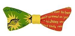 elope Dr Seuss Grinch Bow Tie