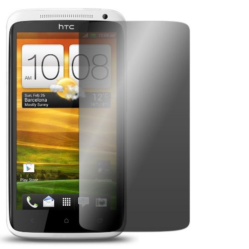 "Slabo Blickschutzfolie HTC One X Sichtschutz Displayschutzfolie ""View Protection
