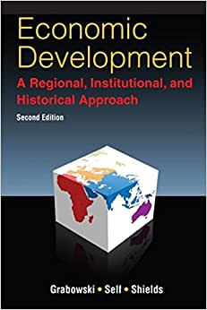 Economic Development: A Regional, Institutional, And Historical Approach: A Regional, Institutional And Historical Approach