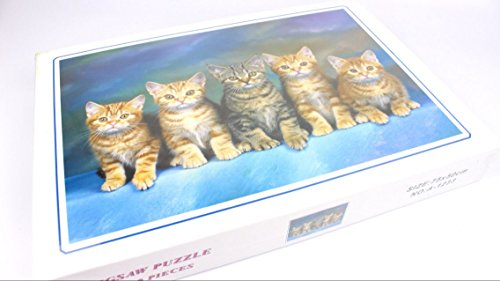 Marljohns Lovely Cats Puzzle