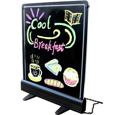 exhibition stand Message signs led notice board marker boards restaurant sign - Halloween Decorations