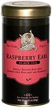 Zhena39s Gypsy Tea Raspberry Earl 22-Count Tea Sachets Pack of 6  Value Bulk Multi-pack