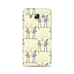 Ebby Robots with a Heart Premium Printed Case For Samsung Grand 3 G7200