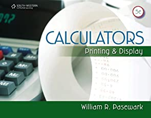 Calculators: Printing and Display (Business Calculations)
