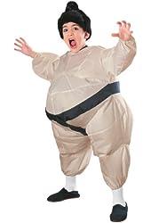 Child Inflatable Sumo Costume - Child Std.