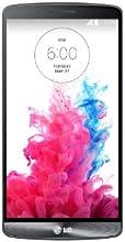 "LG G3 - Smartphone libre Android (pantalla 5.5"", cámara 13 Mp, 16 GB, Quad-Core 2.5 GHz, 2 GB RAM), gris titanio"