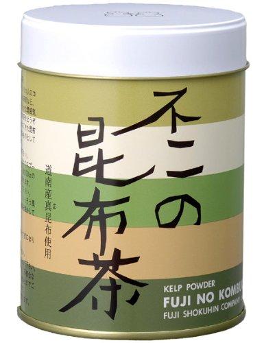 不二の昆布茶 140g