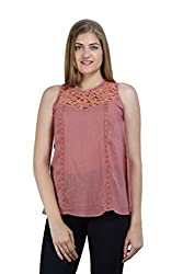 BAINY Soft Pink Rose Top
