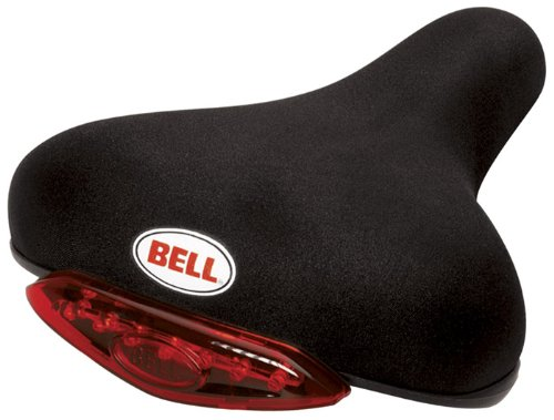 Bell SuperLuxe Lighted Adult Bicycle Seat