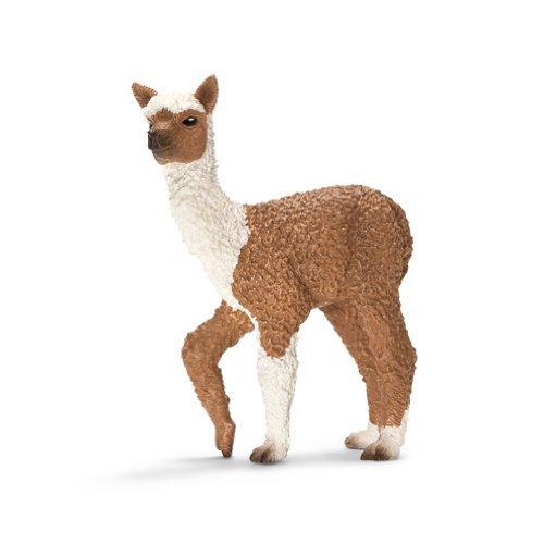 Schleich Alpaca Foal Toy Figure - 1