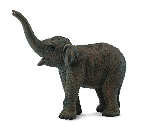 CollectA Asian Elephant Calf Figure