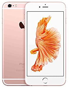 Apple iPhone 6s 64GB Unlocked GSM Smartphone - Rose Gold (Certified Refurbished)