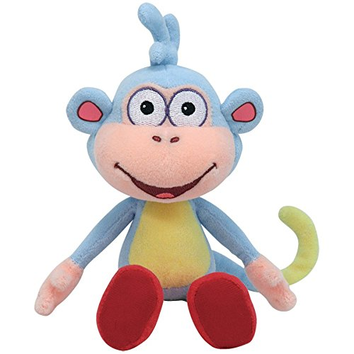 Beanie Babies Boots Dora's Monkey