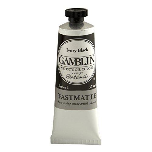 casi-todos-los-gamblin-mate-de-pintura-al-oleo-alquidicas-37-ml-de-colour-negro-y-marfil