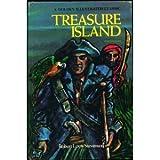 Treasure Island (Golden Illustrated Classic, Unabridged)