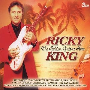 Ricky King - The Golden Guitar Hits - Zortam Music