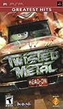 Twisted Metal Head-On PSP