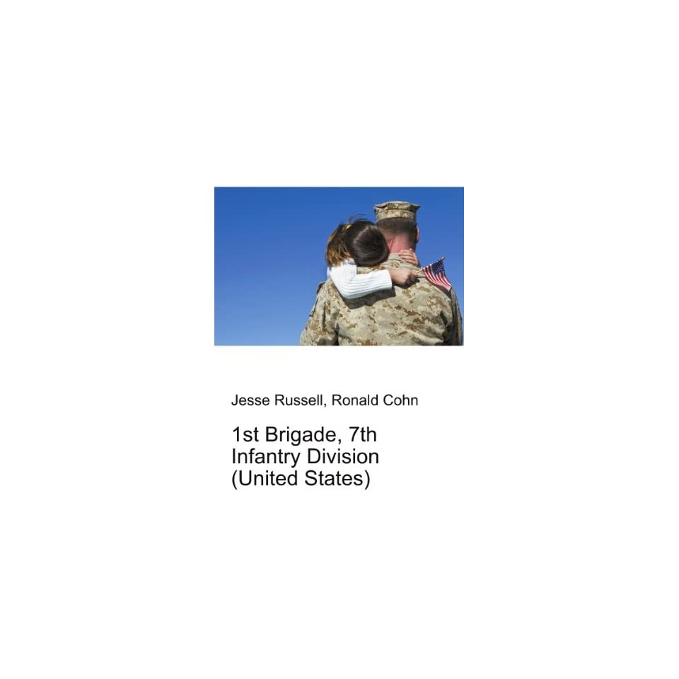 1st Brigade, 7th Infantry Division (United States) Ronald