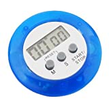 SODIAL(TM) BLUE DIGITAL ELECTRONIC MAGNETIC KITCHEN TIMER, Garden, Lawn, Maintenance