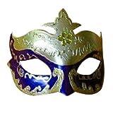 Broma Mundo-Fasching Máscara Máscara Veneciana