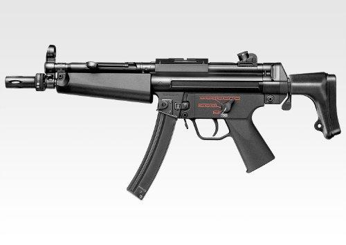 【5点セット】 東京マルイ MP5-J + バッテリー + 充電器 + BIO BB弾1500発 + ダミーカート 【18歳以上用】