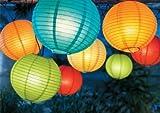 """Paper lanterns 16"""""""