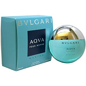 Bvlgari Aqua Marine Eau De Toilette Spray 100 ml