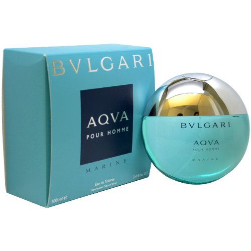 Bvlgari Aqua Marine Eau De Toilette Spray 100 ml